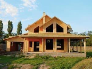 Строительство дома из сип-панелей