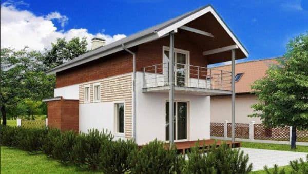 Двухэтажный дом 6 на 12