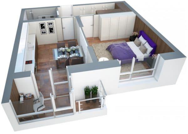 kvartira_ квартиры 40 кв м_2