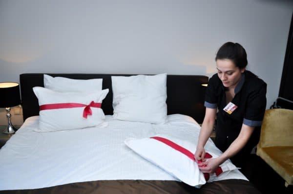 Обслуживание гостиницы