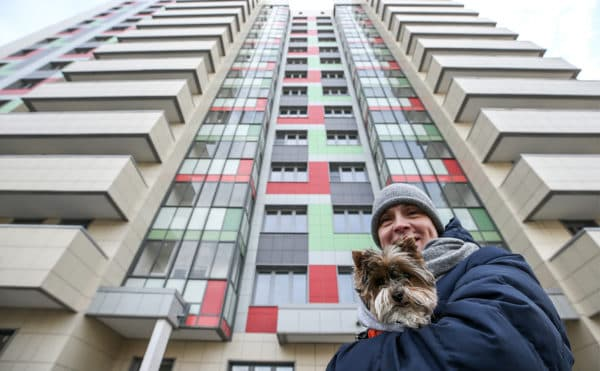 Пик реновация в Москве