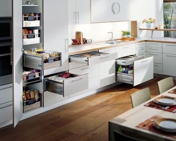 Мебель для небольшой кухни