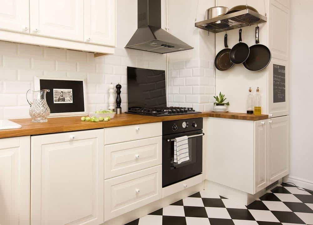 Вентялиционный короб на кухне