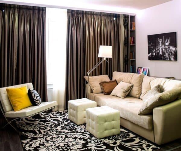 Пример дизайна гостиной_1