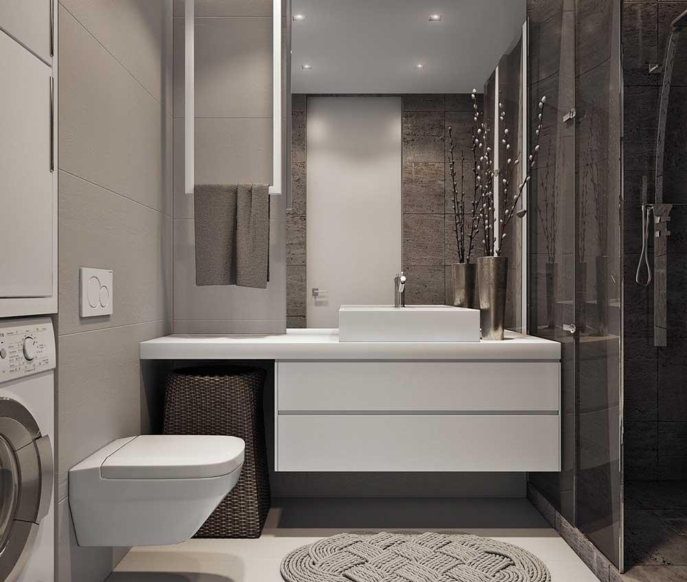 Планировка для большой ванной комнаты