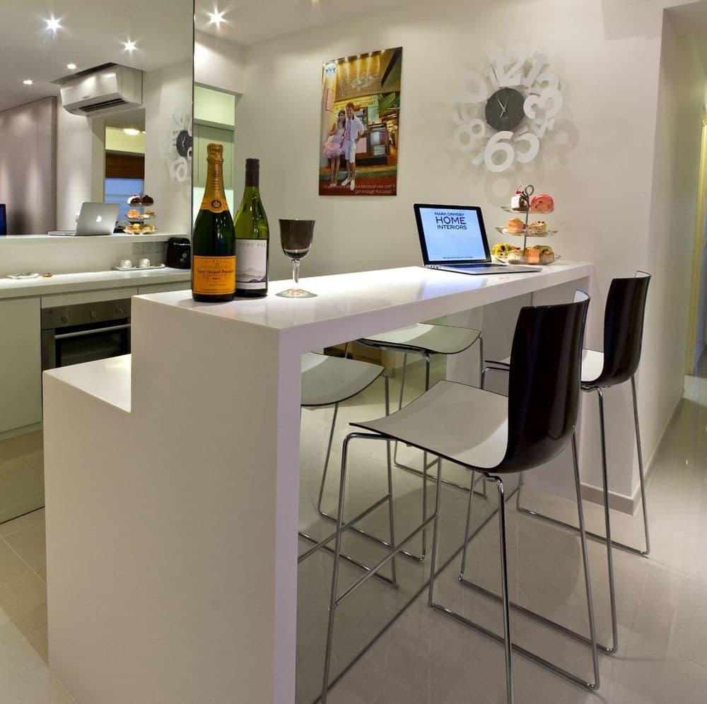 Стол-барная стойка для кухни