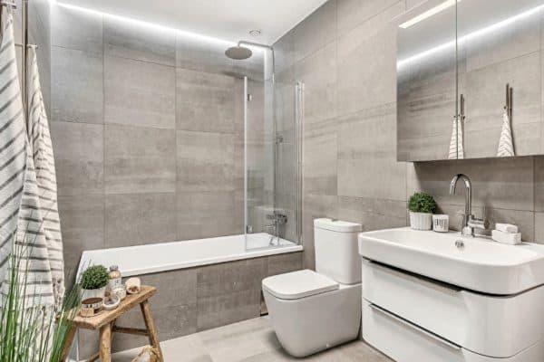Ванна в современном стиле