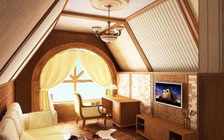 Планировка дома с мансардой: преимущества и важные моменты