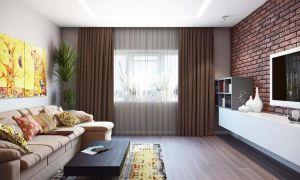 Хитрости зонирования пространства в спальне-гостиной 18 кв. м: реальные фото