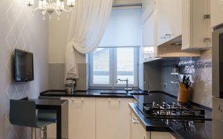 Удобная планировка небольшой кухни: важные нюансы и правила
