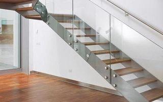Преимущества лестниц на металлическом каркасе