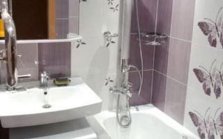 Как лучше разместить стиральную машину в ванной комнате: примеры с фото в реальных квартирах
