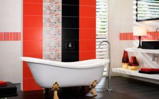 Основные критерии по выбору плитки в ванную комнату
