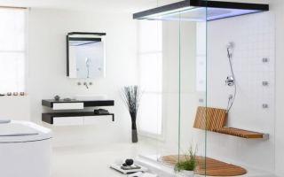 Интересные идеи интерьера ванной комнаты: реальные фото и примеры реализации в квартирах