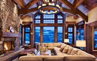 Проектирование домов в стиле шале: особенности составляющих и происхождение