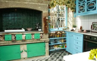 Кухня в средиземноморском стиле: особенности обустройства интерьера, лучшие идеи дизайнеров с фото