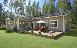 Различные проекты дачных домов: фото готовых планов
