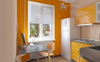 Кухня в хрущевке – интересные идеи дизайна интерьеров
