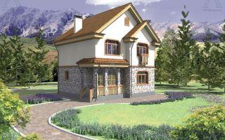 Планировка двухэтажного дома 7 на 7: воплощение комфорта и минимализма
