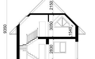Высота потолков в частном доме: советы, нормы и рекомендации