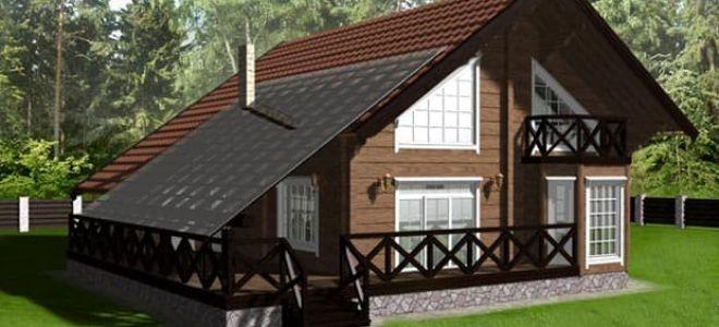 Скандинавский стиль строения: характерные черты и нюансы возведения