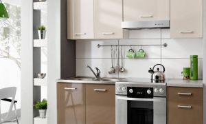 Особенности планировки кухни 3 кв. м: лучшие решения, размещение холодильника, современные проекты