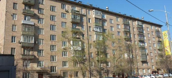 Дома серии 1-511: варианты планировок квартир