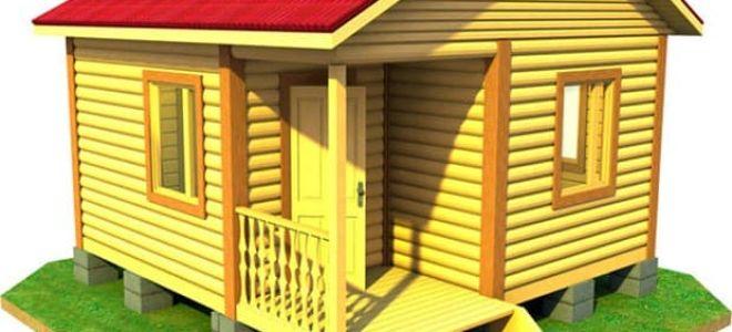 Планировка небольшого дома: 4х5, 5х5, 5х6