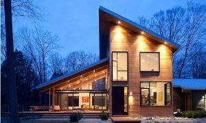 Нюансы при проектировании односкатной крыши: что важно знать при создании чертежа