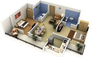 Перепланировка типовых квартир: преимущества, недостатки и реальные примеры