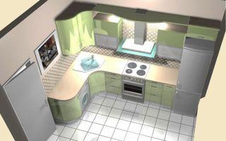 Современные решения дизайна и планировки кухни 8 кв. м: реальные фото в квартире