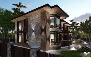 Проекты домов в стиле Райта: особенности и интересные примеры