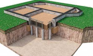 Как правильно сделать фундамент для дома своими руками, секреты строительства