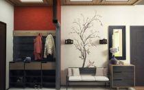Модные и стильные варианты прихожей в 2021 году