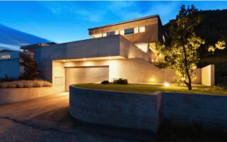 Преимущества и основные виды архитектурной подсветки