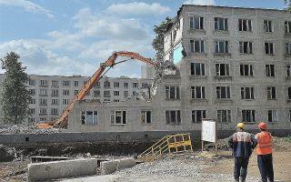 Как проходит реновация в Перово: последние новости, планы правительства, строительство стартовых площадок