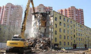 Список и очерёдность сноса пятиэтажек по программе реновации в 2019–2021гг.