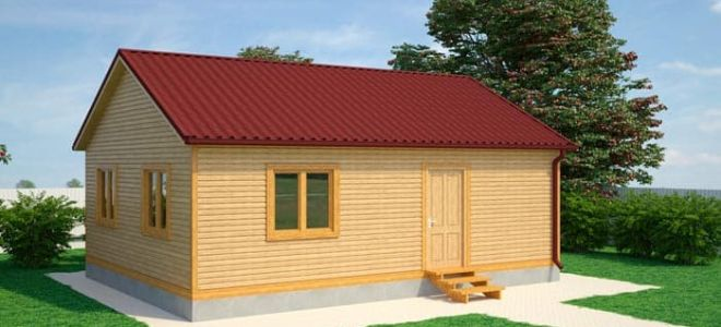 Планировка дома 6 на 10: зонирование пространства, выбор технологии строительства и подходящего материала