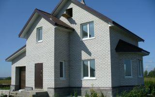 Дом из газосиликатных блоков: положительные и отрицательные моменты, нюансы строительства
