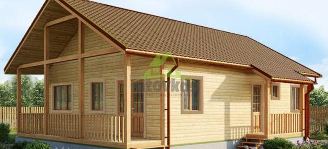 Планировка дома 8 на 12: особенности проектов и распределения функционального пространства