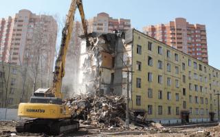 Реновация Головинского района: цель программы и её особенности