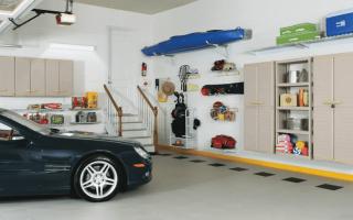 Идеи для гаража: как обустроить его удобно, стильно и современно?
