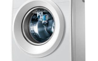 Как выбрать маленькую стиральную машинку