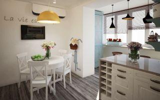 Как сделать кухню на балконе: нюансы переноса и планировки, фото дизайна