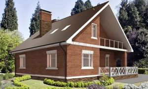Важные моменты при проектировании двухскатной крыши: создание чертежа
