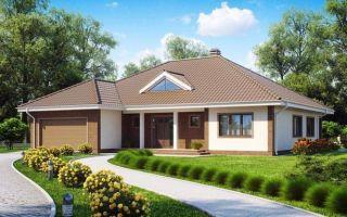 Правила создания оптимального пространства при проектировании дома с тремя спальнями