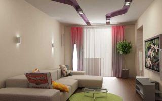 Гостиная 17 кв. м: современный стиль, дизайн и интерьер