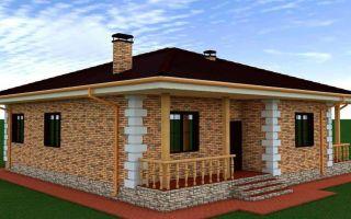 Лучшие возможности при планировке дома 13 на 13: функциональное зонирование помещений