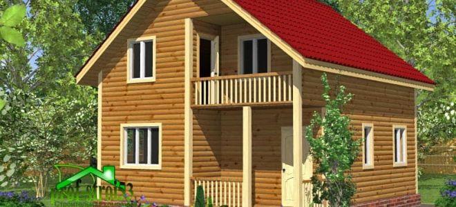 Возможности планировки дома с размерами 8 на 8: лучшие идеи зонирования пространства