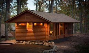 Дом 4 на 6: компактное жилье для сезонного отдыха